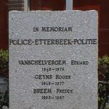 Fallen policemen