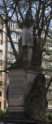 Frère-Orban Statue