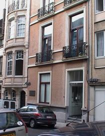 Valère Passelecq at rue Mercelis