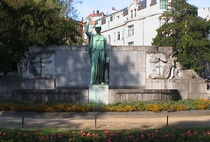 Ixelles War Memorial