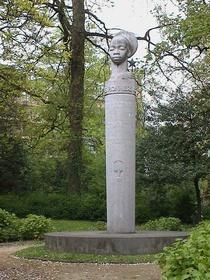 Colonial pioneers - Ixelles