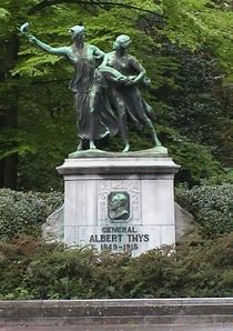 General Albert Thys