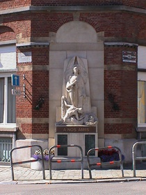Etterbeek War Monument WW1