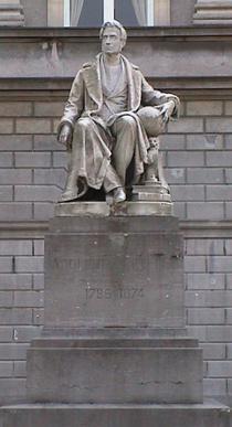Adolphe Quetelet at Palais des Académies