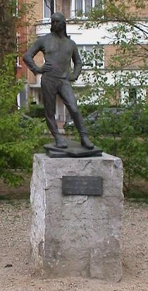 Constantin Meunier sculpture
