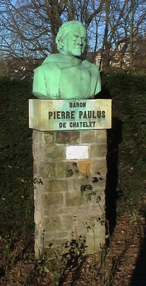Baron Pierre Paulus de Châtelet