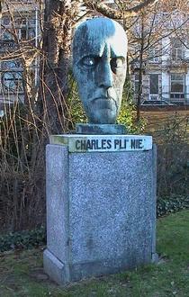Charles Plisnier mask