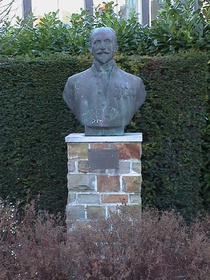 Louis Morichar bust