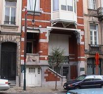 Constantin Meunier's last house