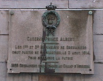 Prince Albert Barracks