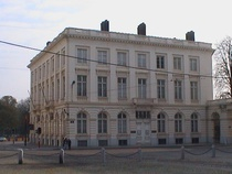 African Administration at place Royale
