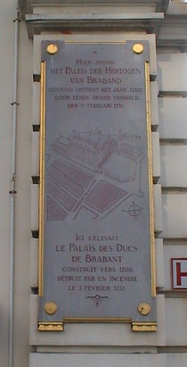 Palace of the Dukes of Brabant