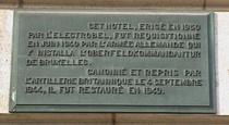 Nazi headquarters