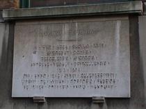 Vesalius at rue des Minimes