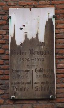 Pieter Brueghel in rue Haute