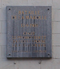 Battle of the Marolles