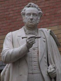 Baron Seutin at rue Brueghel Hospital