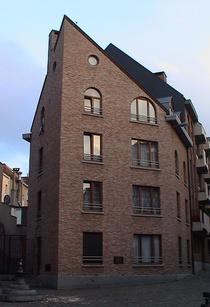 new building at rue de la Prévoyance