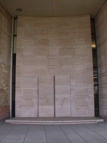 Sulzberger at Royal Library