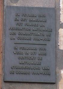First World War Combatants Federation