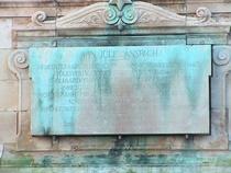 Jules Anspach fountain