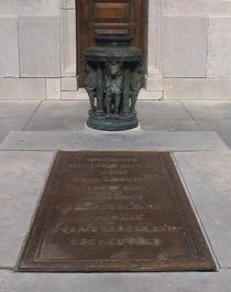 The Unknown Soldier, WW1, at Colonne du Congrès