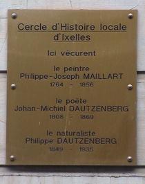 Maillart, Dautzenberg and Dautzenberg