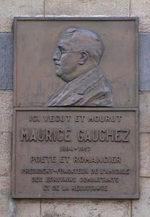 Maurice Gauchez at rue de l'Amazone