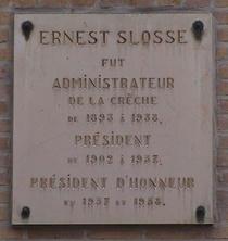 Ernest Slosse