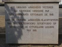 Armenians killed by Ottomans