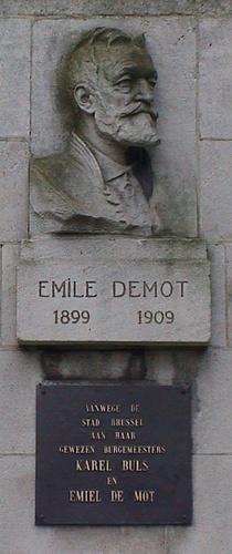 Emile Demot