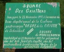 Square des Griottiers