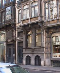 Julius Hoste at rue Antoine Dansaert