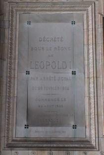 Palais de Justice - decreed, commenced