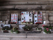 Missing children at the Palais de Justice