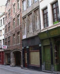 Joachim Lelewel at rue des Eperonniers
