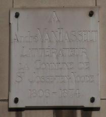 André Van Hasselt