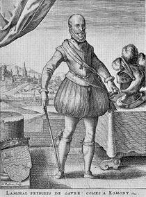 Count Lamoral d'Egmont