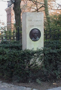 Paul Claudel in rue de la Régence
