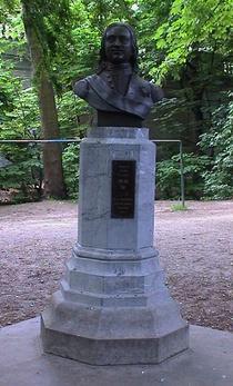 Peter the Great in Parc de Bruxelles