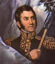 General Don Jose de San Martin