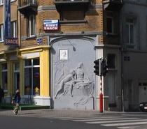 P. Vanhumbeeck at rue Antoine Dansaert