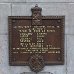 National Royalists Monument
