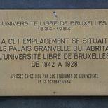 Brussels Free University at rue des Sols