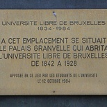 Brussels Free University at rue des Sols