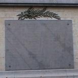 War Memorial at St Ghislain