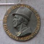 Jef Bourgeois at rue Haute