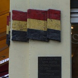 The First 2 Belgian Flags