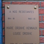 Droixhe at place de Londres