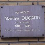Marthe Dugard